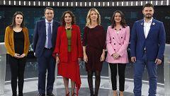 Especial informativo - Debate a seis elecciones generales
