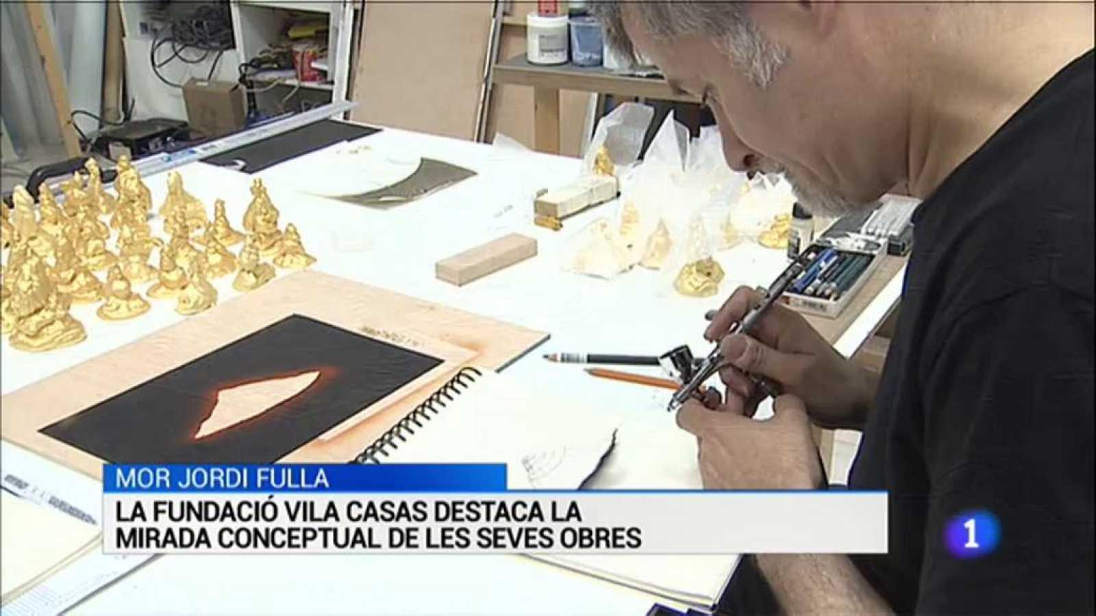 Ha mort l'artista Jordi Fulla als 52 anys