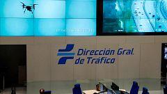 La DGT estrena sus drones para vigilar el tráfico esta Semana Santa