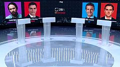 Telediario - 15 horas - 17/04/19 - Lengua de signos