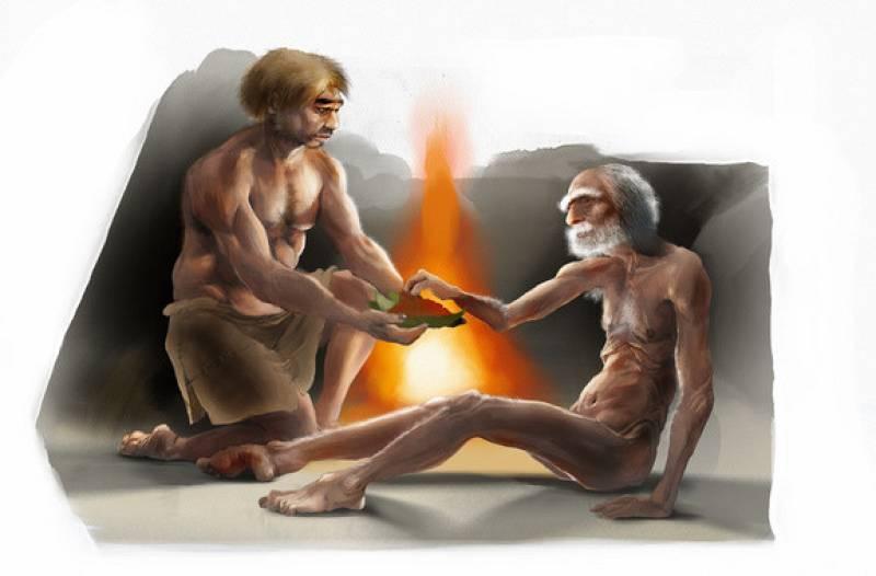 Órbita Laika - Curiosidades científicas - Depresión y neandertales