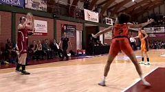 Baloncesto - Liga Femenina DIA 2018/19. Playoff 1/4 Final. 3º partido: Lointek Gernika Bizkaia - Valencia BC