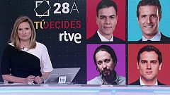 Telediario - 21 horas - 17/04/19 - Lengua de signos