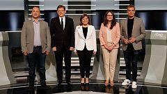 Especial informativo - Debate elecciones autonómicas Comunidad Valenciana: Candidatos a la Generalitat
