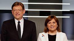 """Puig, a Bonig: """"Me gustaría que garanticen que no hay un paso atrás en igualdad"""""""