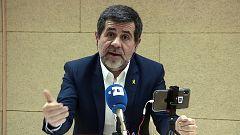 Jordi Sànchez ofrece el apoyo de JxCat al PSOE a cambio de hablar del referéndum