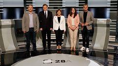 El debate de las elecciones valencianas refuerza los pactos electorales