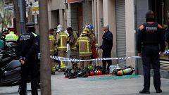 Mueren una mujer y sus dos hijos en un incendio en Hospitalet de Llobregat