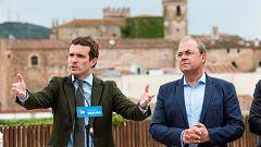 Casado explica en Extremadura las propuestas del PP para el mundo rural