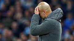 La carrera de Guardiola recordó a la de Stamford Bridge pero el VAR la truncó