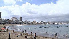 El tiempo en Canarias - 18/04/2019