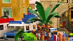 España Directo -  Una versión de la Semana Santa en miniatura