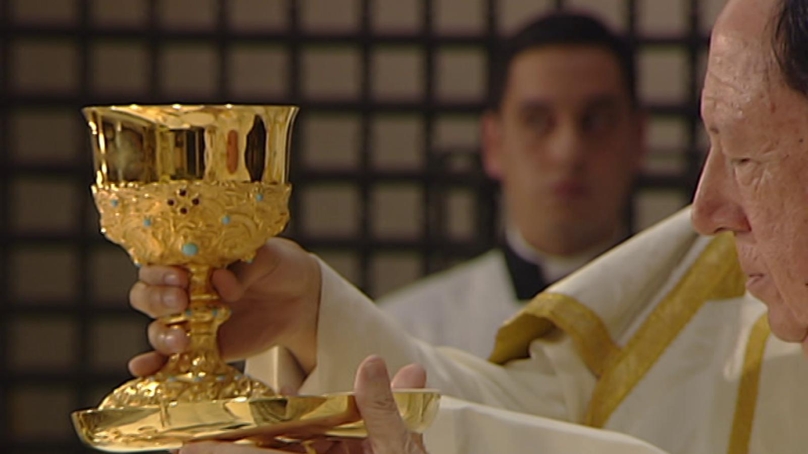 Semana Santa 2019 - Triduo pascual - Jueves Santo - ver ahora