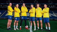 Cornellá se prepara para acoger otra fiesta del fútbol femenino