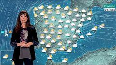 Lluvias generalizadas en casi toda España