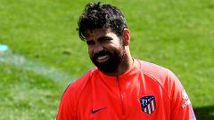 """Simeone, sobre Costa: """"Es un tema interno y lo resolvimos internamente"""""""