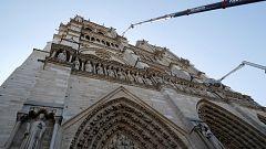Fin de la tregua política en Francia por el incendio de Notre Dame