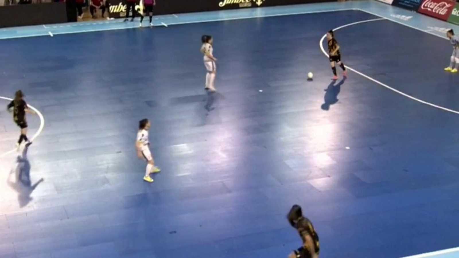 Fútbol Sala - European Women's Futsal Tournament 2019. Final: Jimbeee Roldan - Kick Off, desde San Javier (Murcia) - ver ahora
