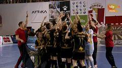 El Jimbee Roldán español conquista la Copa de Europa femenina de fútbol sala