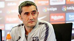 """Valverde: """"Lo de Coutinho no me pareció falta de respeto"""""""
