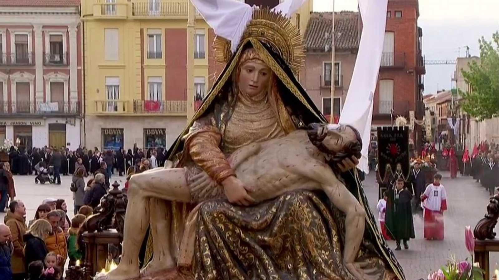 Semana Santa 2019 - Procesión del silencio (Medina del Campo) - ver ahora