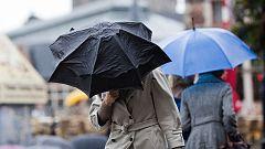 Fuertes precipitaciones en el sureste y cielos soleados en el norte de España