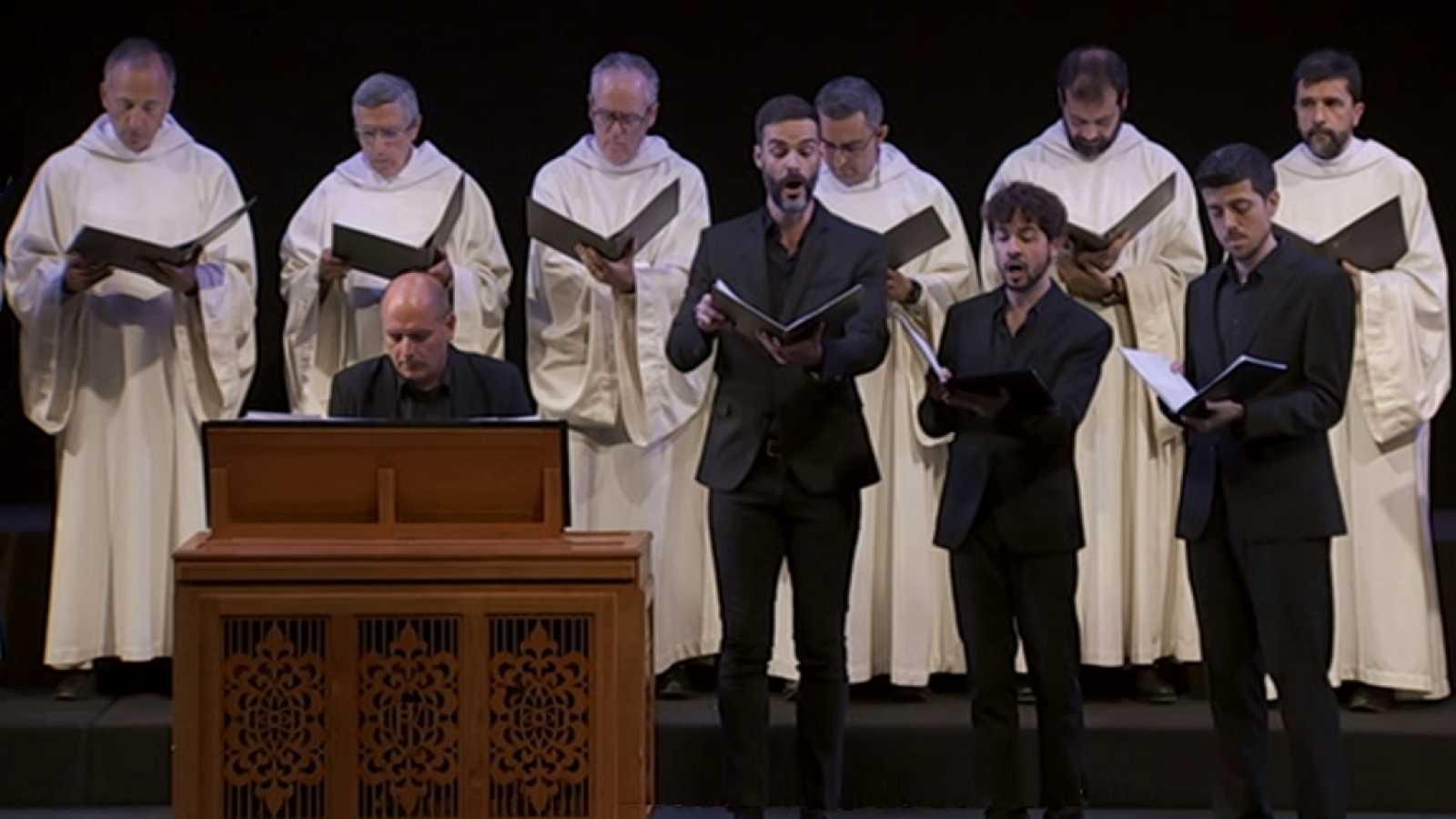 """Los conciertos de La 2 - Fundación Juan March """"La Música de los Reyes Católicos"""" - escuchar ahora"""