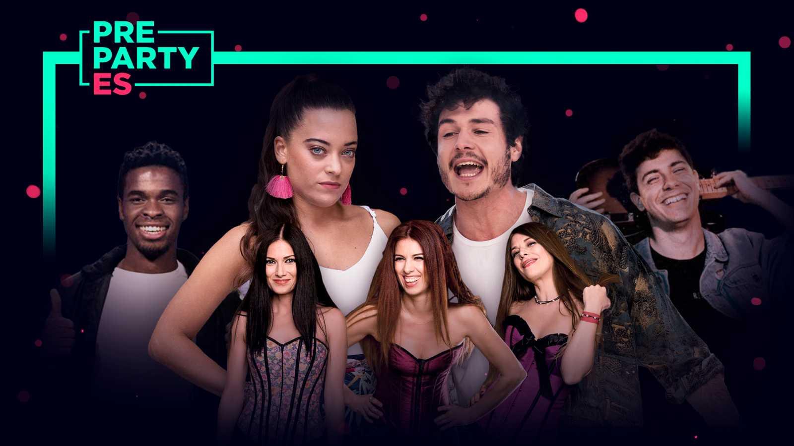 Eurovisión 2019 - Welcome PrePartyEs