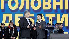 Jornada de reflexión en Ucrania tras el debate a la presidencia del país