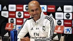 """Zidane: """"Tengo buena energía, no estoy quemado"""""""