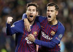 Coutinho reconoce que no está siendo su mejor temporada en el Barça