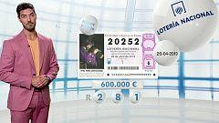 Lotería Nacional - 20/04/19