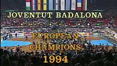 Conexión vintage - 25 años de la Copa de Europa del Joventut de Badalona