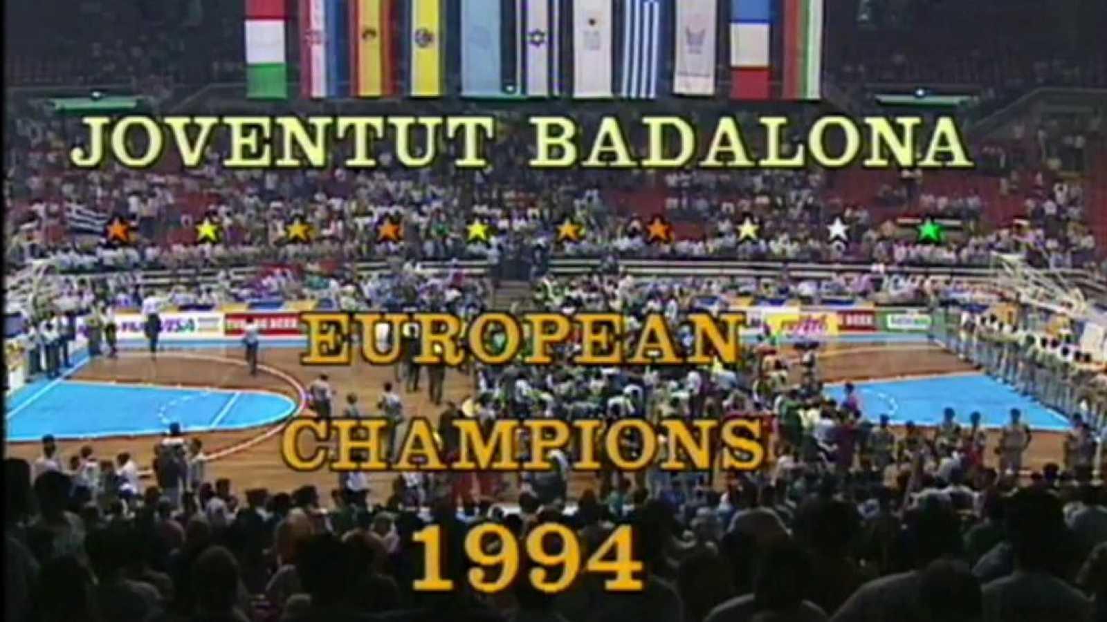 Conexión vintage - 25 años de la Copa de Europa del Joventut de Badalona - ver ahora