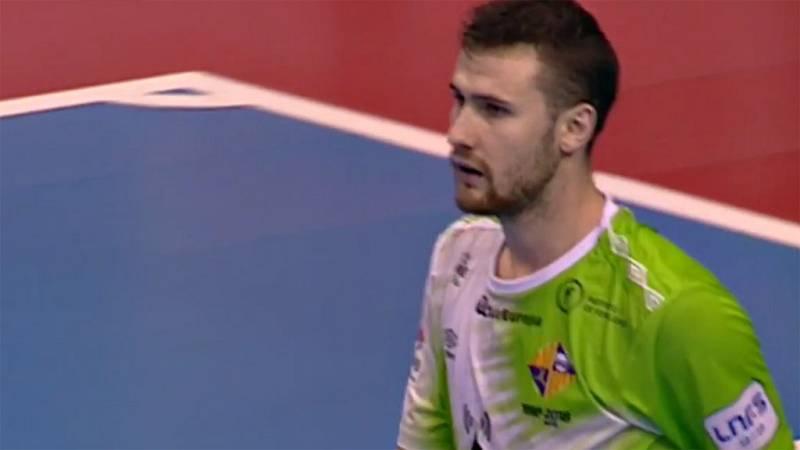 El partido de la jornada de Teledeporte deja un empate entre ElPozo y Palma, de la jornada 29.