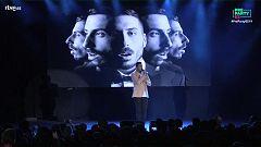 """Eurovisión 2019 - Kobi Marimi canta """"Home"""" en la PreParty"""