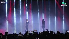 """Eurovisión 2019 - Sisters canta """"Sister"""" en la Preparty"""