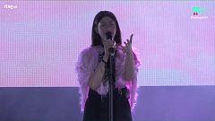 "Eurovisión 2019 - Katerina Duska canta ""Better Love"" en la Preparty"