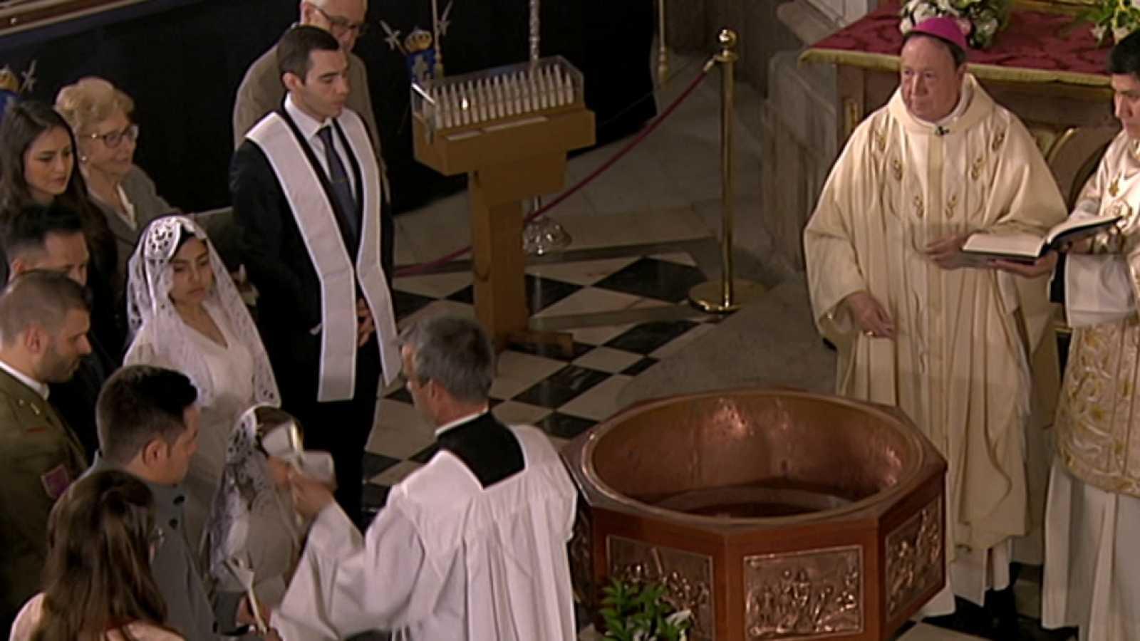 Semana Santa 2019 - Triduo Pascual, Santos Oficios - ver ahora