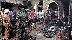 Más de 150 muertos y 400 heridos en explosiones sincronizadas en iglesias y hoteles de Sri Lanka