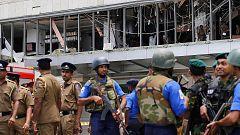 Cientos de muertos y heridos en una cadena de atentados en iglesias y hoteles en Sri Lanka