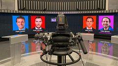 """TVE ultima los preparativos para el """"histórico"""" debate a cuatro entre los principales candidatos a la presidencia del Gobierno"""
