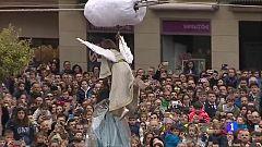 Hoy, domingo de Resurrección hemos visto la última procesión de la Semana Santa sevillana