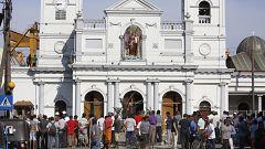 Las autoridades de Sri Lanka elevan a 290 los muertos en una cadena de atentados en iglesias y hoteles