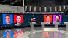 Xabier Fortes moderará el debate a cuatro en RTVE