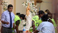 Sri Lanka atribuye los atentados a un grupo islamista local