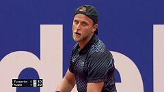 Tenis - ATP 500 'Trofeo Conde de Godó': Márton Fucsovics - Denis Kudla