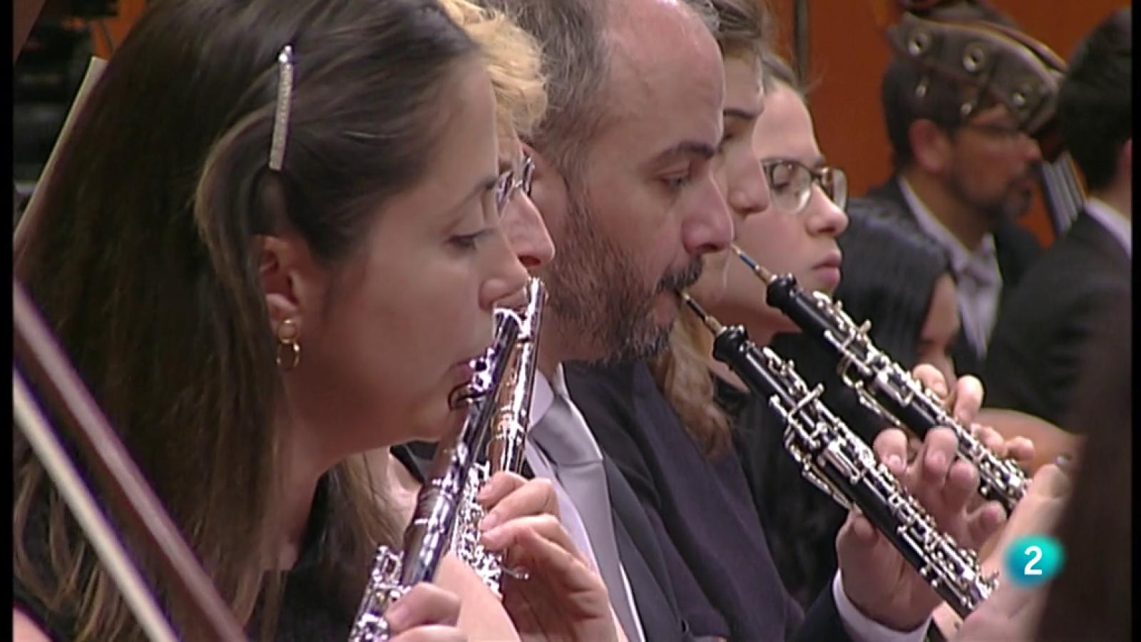 Los Conciertos de La2 - Orquesta Sinfónica y Coro RTVE: Concierto en Familia (Parte 2)
