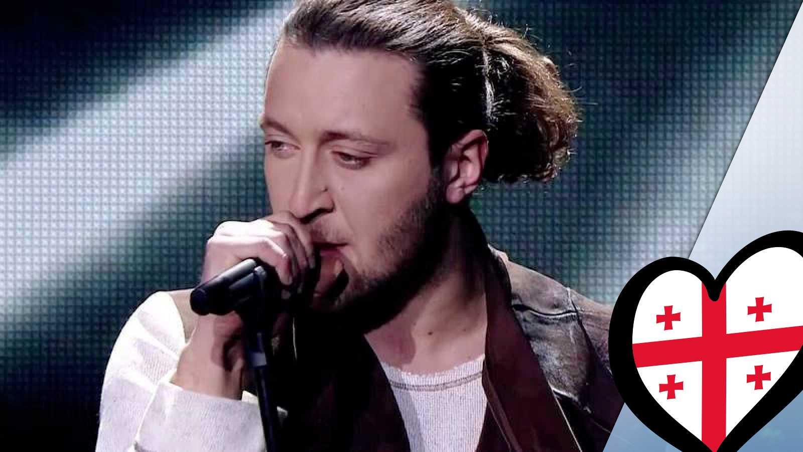 """Eurovisión 2019 - Oto Nemsadze (Georgia): Videoclip de """"Sul Tsin Iare"""""""