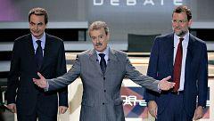 Grandes momentos de los debates electorales en España